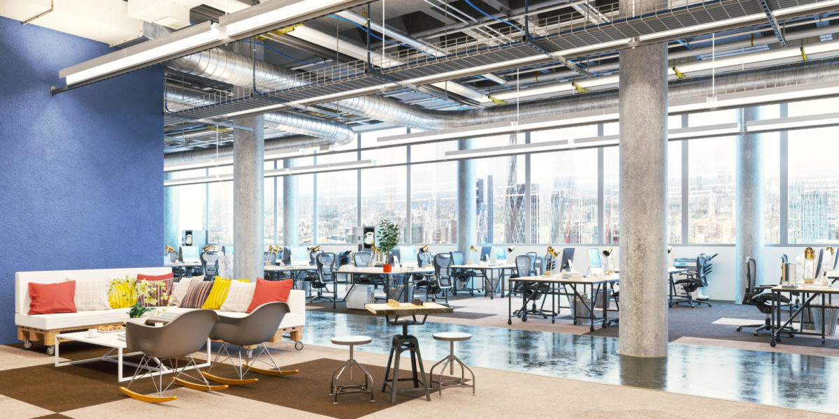 Open office floor plans are a bad idea
